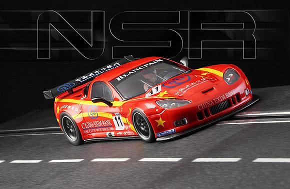 NSR-1191AW Corvette 6R Bank China #1