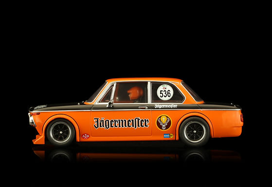 BRM/TTS-114 Jagermeister #536 BMW2002ti 1/24