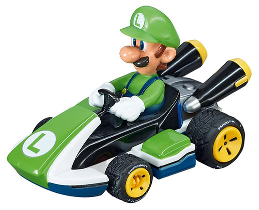CARRERA GO!!!-64034 Nintendo Luigi