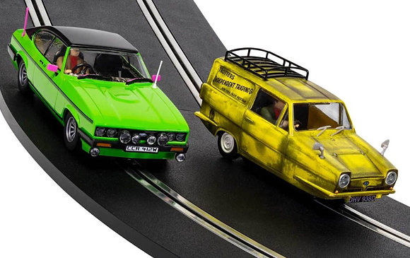 SCALEXTRIC Future Release C4179A ONLY FOOLS AND HORSES TWIN PACK