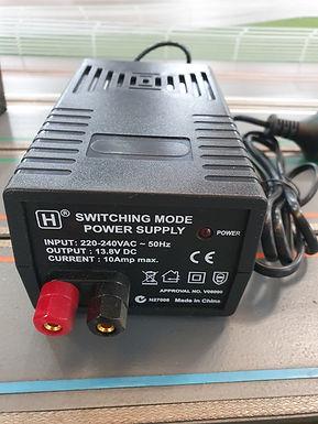 HOP WO INT-1310 Power Supply 13.8V/10A