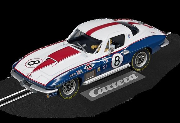 CARRERA 27524 Evo Chevrolet Corvette Sting Ray #8