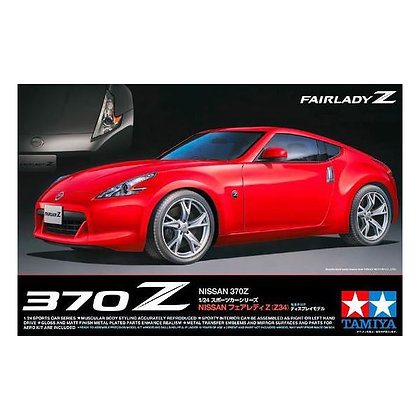 TAMIYA 24315 Nissan 370Z Fairlady Z Model Kit 1/24
