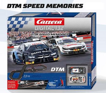 CARRERA-30015 Future Release DTM Speed Memories Wireless Set