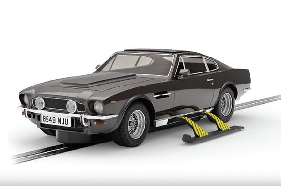 SCALEXTRIC C4239 Future Release James Bond Aston Martin V8