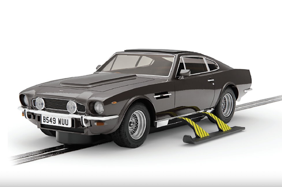 SCALEXTRIC-C4239 Future Release James Bond Aston Martin V8
