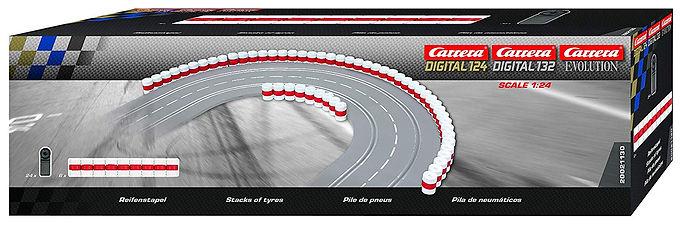 CARRERA-21130 Tyre wall