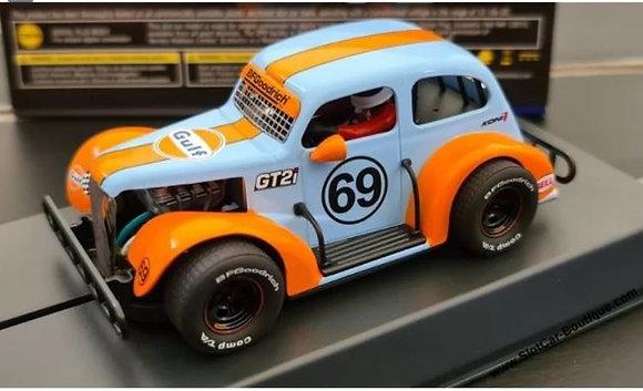 PIONEER P062 Chevy Sedan 1937 Hot Rod Legends - Gulf #69
