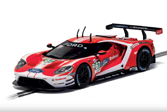 SCALEXTRIC C4213 Future Release Ford GT GTE LeMans 2019 #67