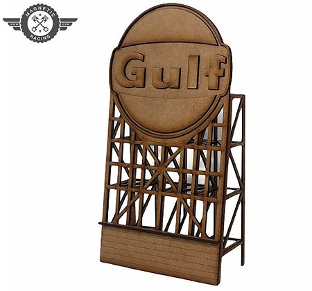MAGNETIC RACING BILL001 Unpainted GULF 1:32 scale Kit