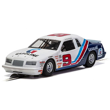 SCALEXTRIC-C4035 Ford Thunderbird Blue & White New Tooling 2019
