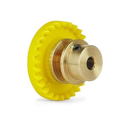 SLOT.IT GI28-BZ 28 tooth STEP2 BZ insert inline crown gear.