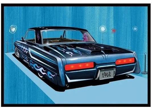 AMT 1078 1962 Buick Electra* Model Kit 1/25