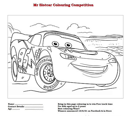Age up to 5 years Colouring Competition