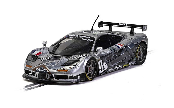 SCALEXTRIC Future Release C4159 MCLAREN F1 GTR - LEMANS 1995 - BBA COMPETITION