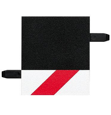 CARRERA-20589 Shoulder for 1/4 Straight (4 pce)