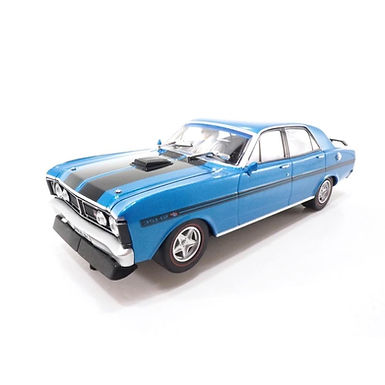 SCALEXTRIC-C4171 Ford XY Falcon - GTHO Phase III - Electric Blue