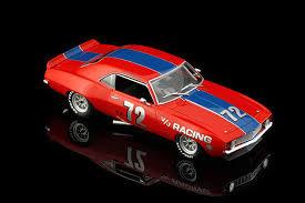 BRM/TTS 071 Chevrolet Camaro Z28 1969 V/J Racing No.72