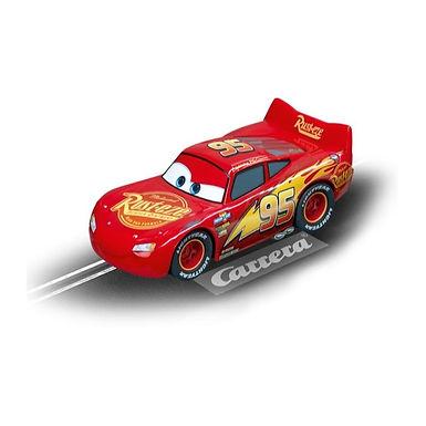 CARRERA GO!!!-64082 Lightning McQueen Cars 3