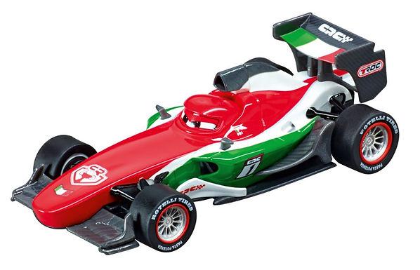 CARRERA GO!!!-64051 Carbon Francesco Bernoulli