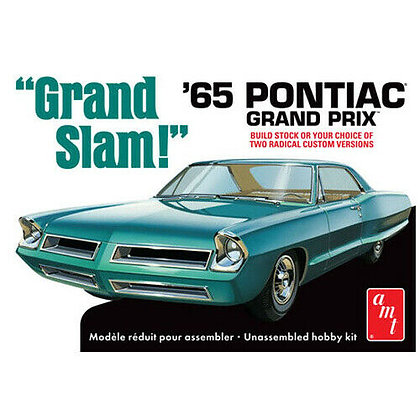 AMT 991 65 Pontica Grand Slam Model Kit 1/25