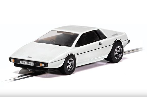 SCALEXTRIC C4229 Future Release  James Bond Lotus Esprit S1