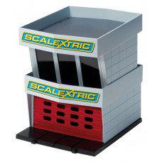 SCALEXTRIC C8321 Pit Garage with roller door