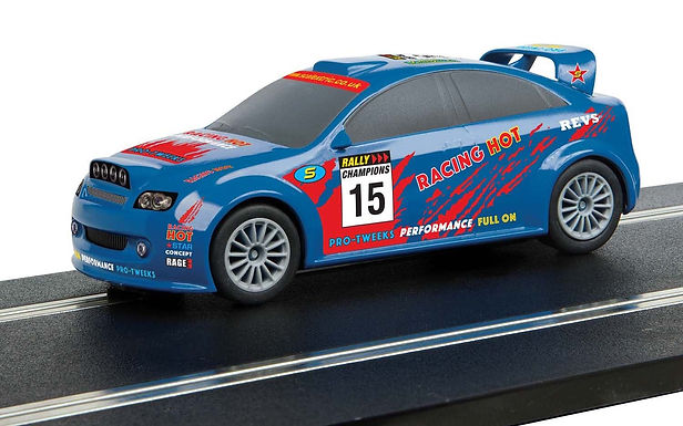 SCALEXTRIC-C4115 Start Rally Car Pro Tweeks