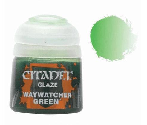 CITADEL 25-04 Waywatcher Green Glaze Paint