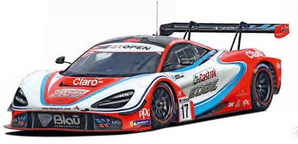 "CARRERA 30920 Digital McLaren 720S GT3 ""No.17"""