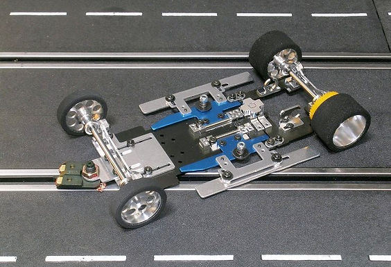 PLAFIT-1900S Assembled Rolling Chassis