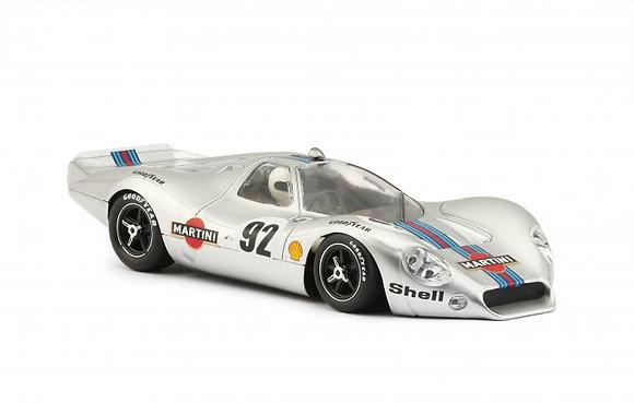NSR-0192SW Future Release P68 Martini Racing Silver #92