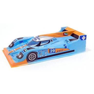 JK-O1B114BU2 Ready to Race - 1:24 Scale - Custom Paint