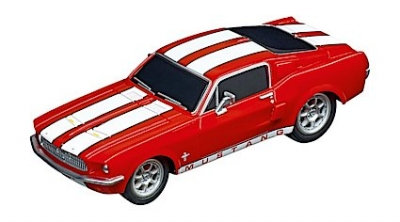 CARRERA 64120 GO!!! Ford Mustang 1967 (Race Red)