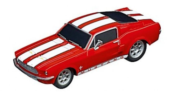 CARRERA GO!!!-64120 Ford Mustang 1967 (Race Red)