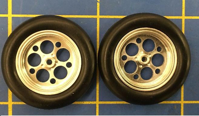 JDS-7004 3/4 O-ring Champ 5000 Drag Front Wheels