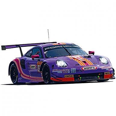 "CARRERA-23913 Digital 1/24 Future Release Porsche 911 RSR ""Project 1, No.57"