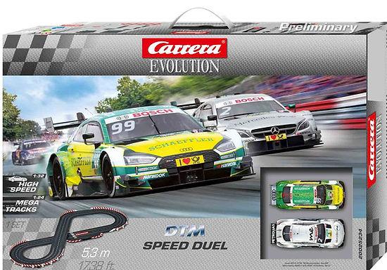 CARRERA-25234 Evo DTM Speed Dual Set
