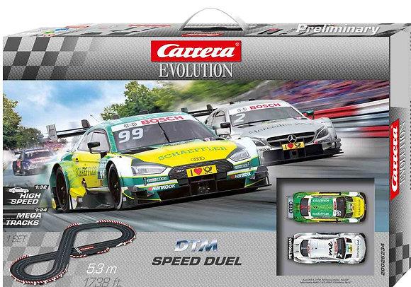 CARRERA 25234 Evo DTM Speed Dual Set