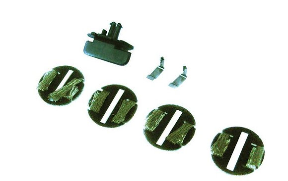 SCALEXTRIC-C8312 Start Guide Blade and 4 Braid Plates
