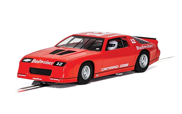 SCALEXTRIC C4073 Chevrolet Camaro IROC-Z -Red