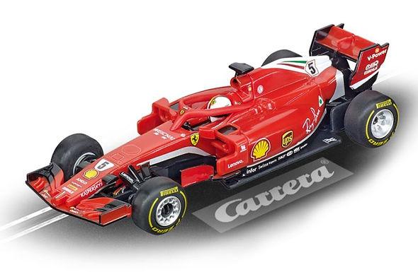 CARRERA GO!!!-64127 Ferrari SF71H #5 Vettel