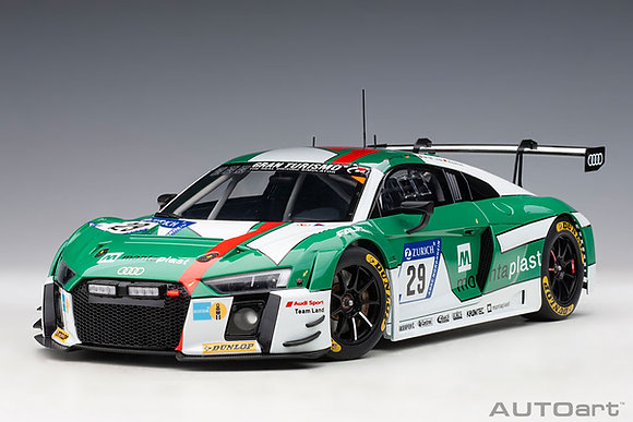 "CARRERA 30911 Digital Audi R8 LMS ""No.29"", Winnder 24h Nurburgring"