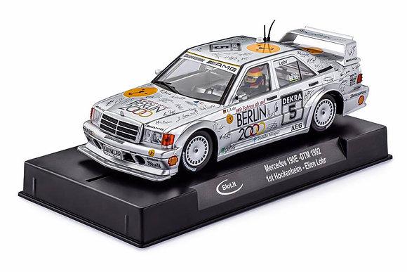 SLOT.IT-CA44C Mercedes 190E DTM - n.5 1st Hockenheim DTM 1992