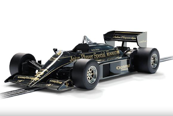 SCALEXTRIC C4234 Future Release Lotus 97T #12 Portugese GP 1985