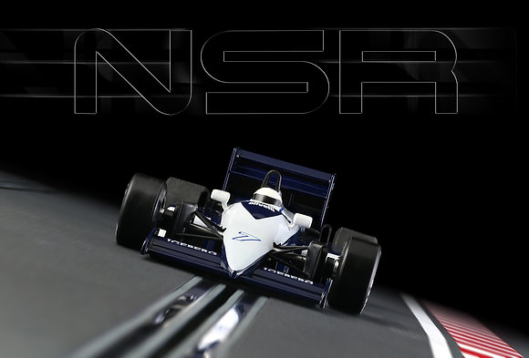 NSR N0165IL F1 FERRARI RED ITALIA #28
