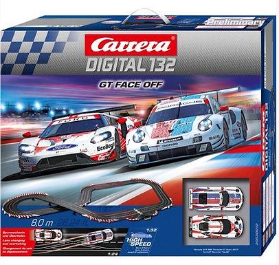 CARRERA-30012 Digital Face Off Set