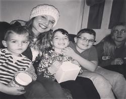 Surprise Christmas visit