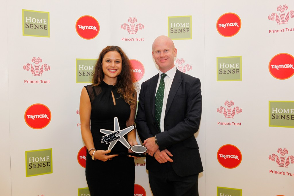 Winner of Regional Celebrate Success Awards