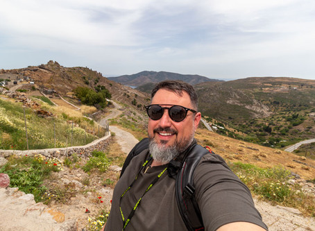 Patmos, a ilha da revelação